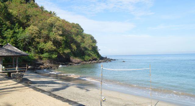 Indonesien Hotels - Jeeva Klui - beach