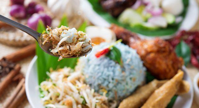 Malaysian dishes - Malaysia vacation
