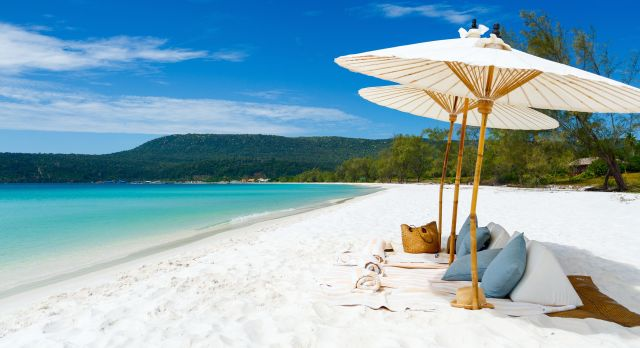 Enchanting Travels Cambodia Tours Koh Rong Beach - summer trip
