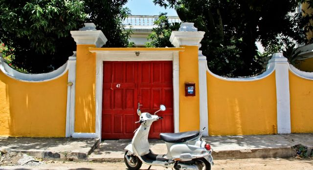 Visit French-influenced Pondicherry on your South India vacation