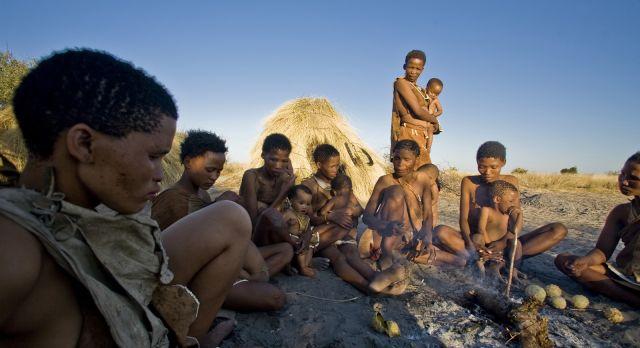 The San Bushmen of Kalahari - Luxury African safari