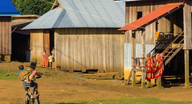 Enchanting Travel Cambodia Tours Mondulkiri 18km hike to a Bunung Village