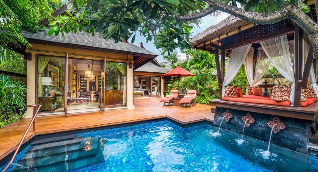 Enchanting Travels Indonesia Tours Bali Hotels St. Regis Nusa Dua