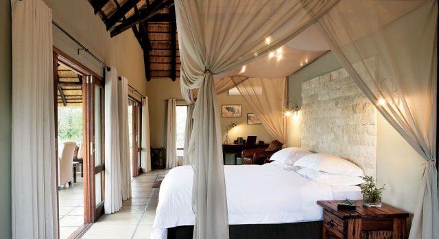 Bedroom Arathusa Safari Lodge