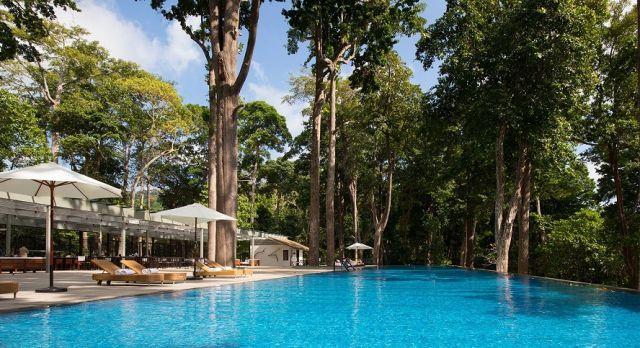 Taj Exotica Resort and Spa at the Andamans, India