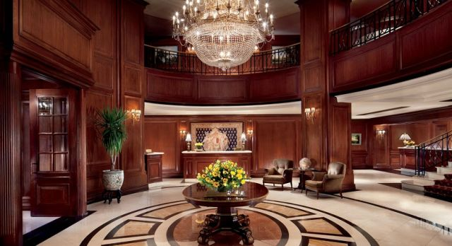 The Ritz-Carlton in Santiago