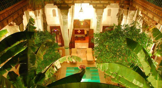 Riad Slitine in Marrakech