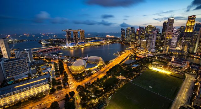 Singapore is one of the best family vacation destinations.
