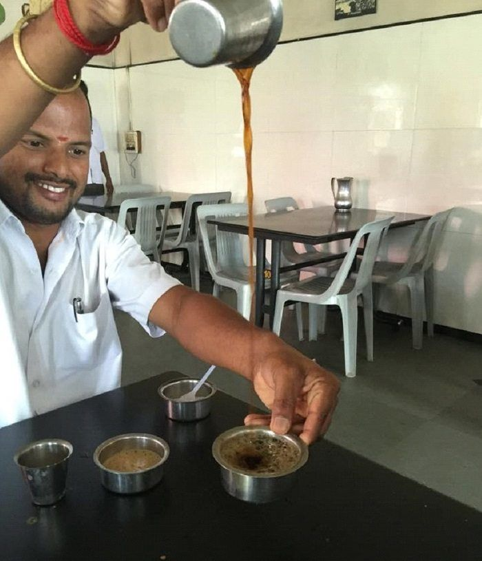 South India Tour: This is Coffee Indian-style Ma'am