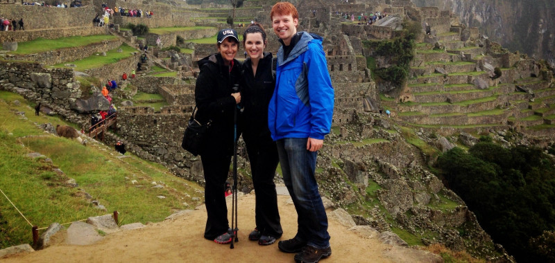 Enchanting Travels Guest - Traveled to Peru
