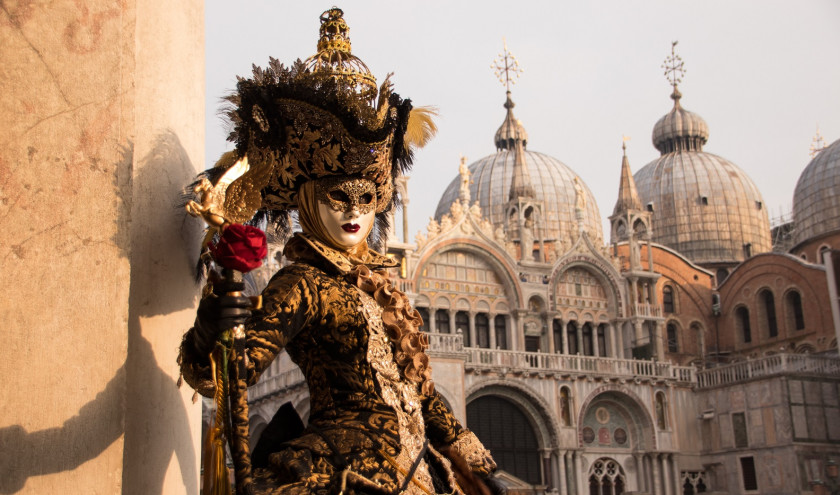 Art and architecture in Italy - Venice