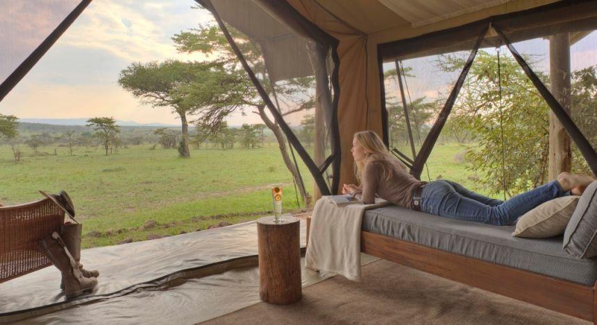 Kenia Safari Camp
