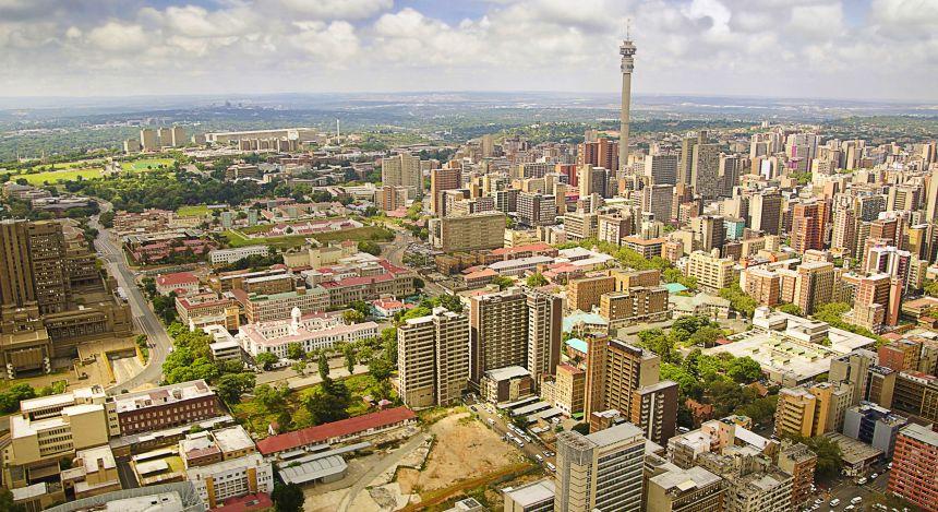Individualreise die Metropole Johannesburg