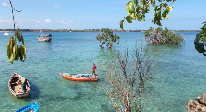 Strände von Washini Island