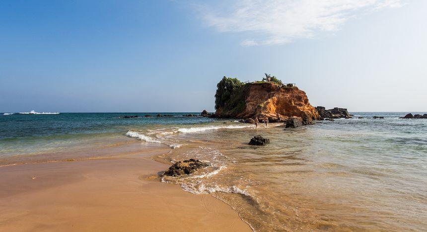 Enchanting Travels Best Sri Lanka Beaches Ceylon Mirisa Beach