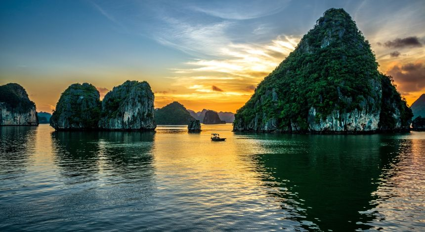 Asia Travel Deals: Halong Bay