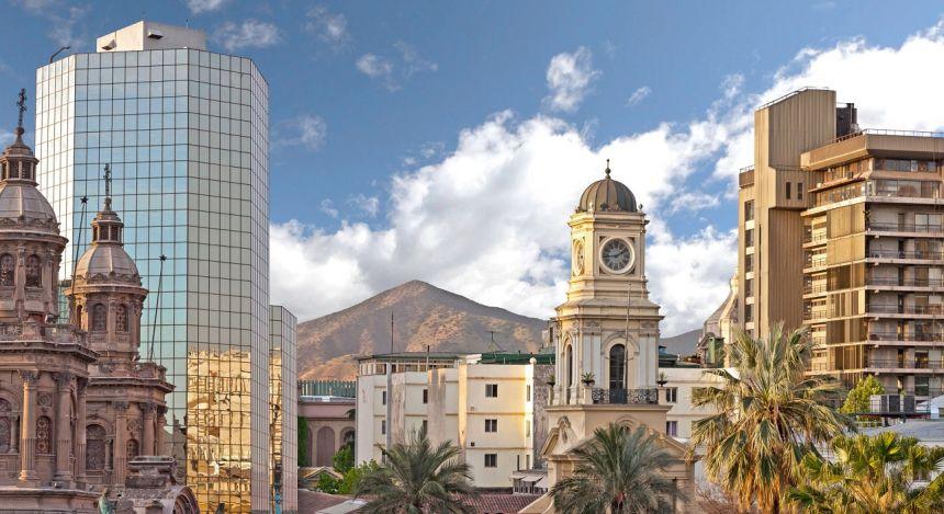 santiago Enchanting Travels Chile Tours