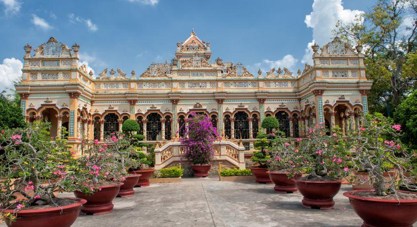 Halong Bay or Mekong Delta