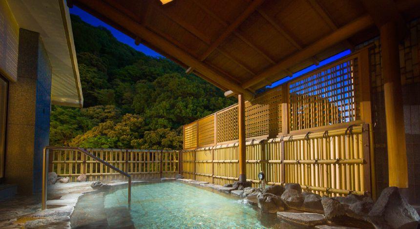 Enchanting Travels Japan Tours Pax Yoshino onsen