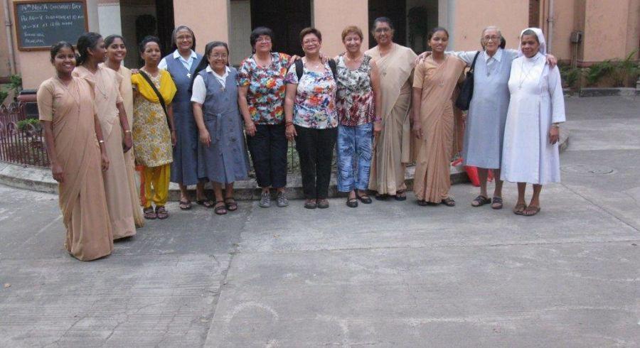 Trip to India: Missionary School at Kidderpore, Kolkata