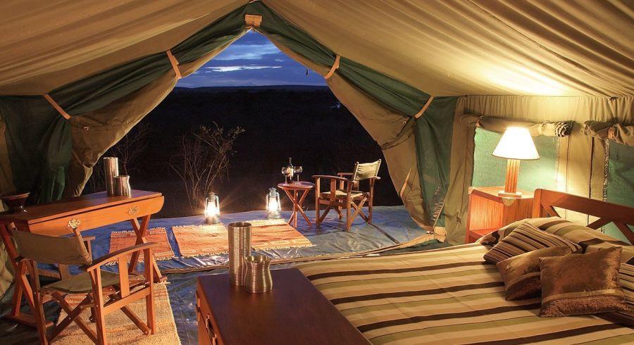 Die besten Safari Camps - Rekero im Maisai Mara Schutzgebiet