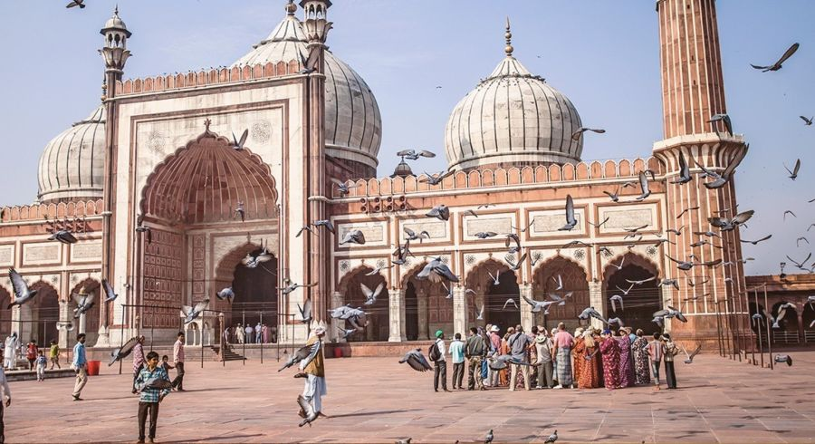 India Travel Tips: Jama Masjid