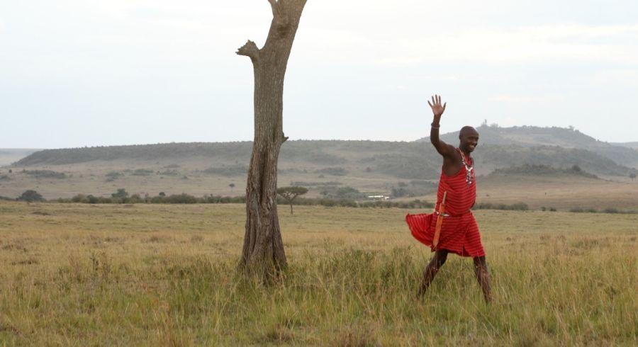 Masai Mara Walking Safari