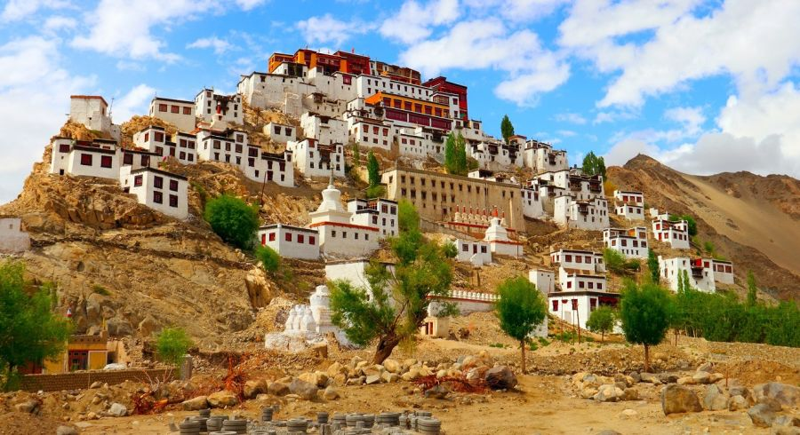 Luxury in Ladakh on your Himalayas Tour
