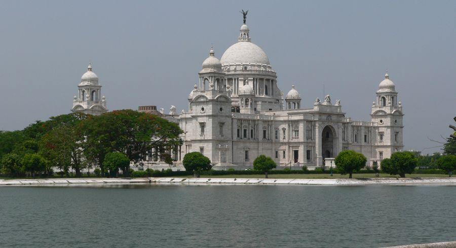 Victoria Memorial in Kalkutta