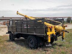 Ямобур (БКМ) на базі автомобіля ГАЗ-66