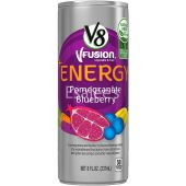 V8 +Energy Pomegranate  Blueberry