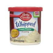 Betty Crocker  Bc Frosting Whipped C/cheese