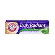 Arm & Hammer Truly Radiant Clean & Fresh Deep Cleaning & Lasting Freshness Clean Mint Toothpaste