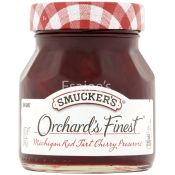 Smucker's Finest Michigan Red Tart Cherry Preserves