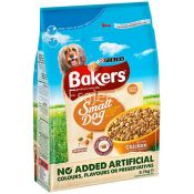 Purina Bakers Small Dog Chicken Dog Foods