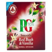 PG Tips  Green Tea Red Bush Vanilla