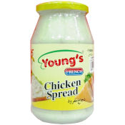 Young's French Chicken Spread