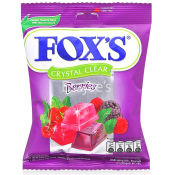 Foxs Crystal Clear Berries Candy