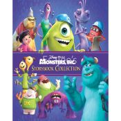 Disney Pixer Monsters Inc Story Book Collection