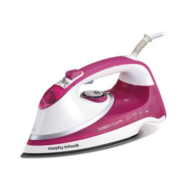 Morphy Richards Turbosteam ProIonic Iron (Delivery: At least 01 Week after Confirm Order)