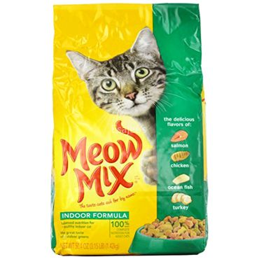 Meow Mix Indoor Formula Cat Food Reviews