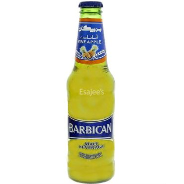 Barbican Soft Drink Pineapple