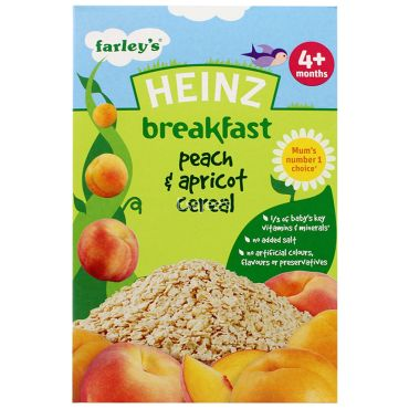 Heinz Baby Food Boxes