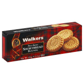 Walkers Pure Butter Shortbread Rounds