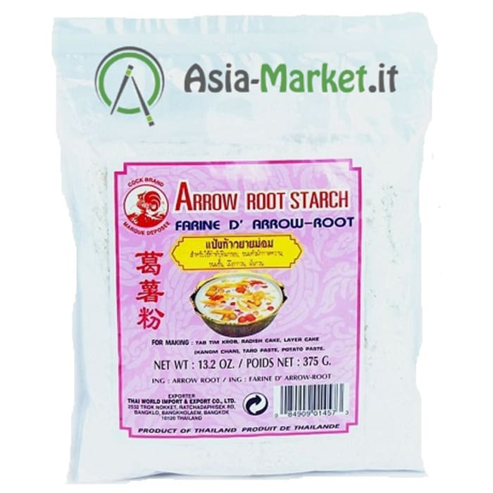 Cock Brand Arrow Root Strach 375g