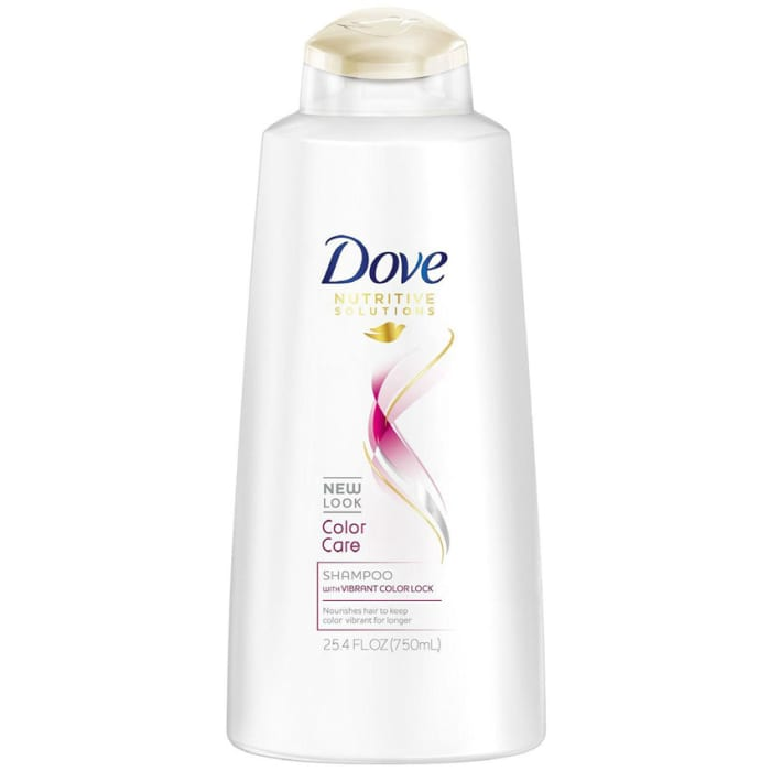 Dove Shampoo Hair Therapy Color Care