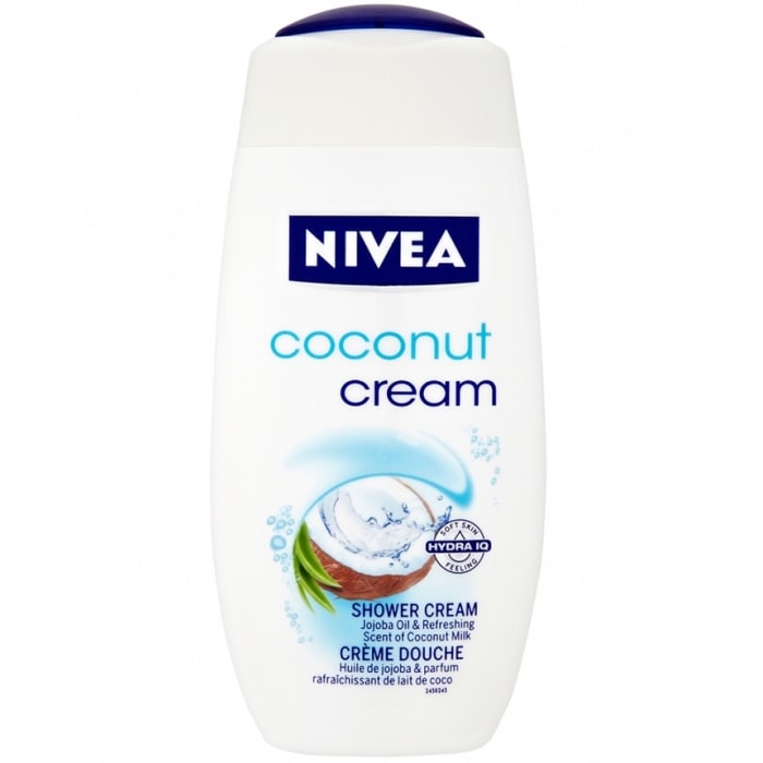 Nivea Coconut Cream Shower Cream