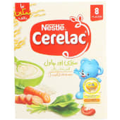 Nestle Vegetable & Rice Cerelac 175g