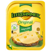 Leerdammer Original Cheese 8 Slices 160 Grams