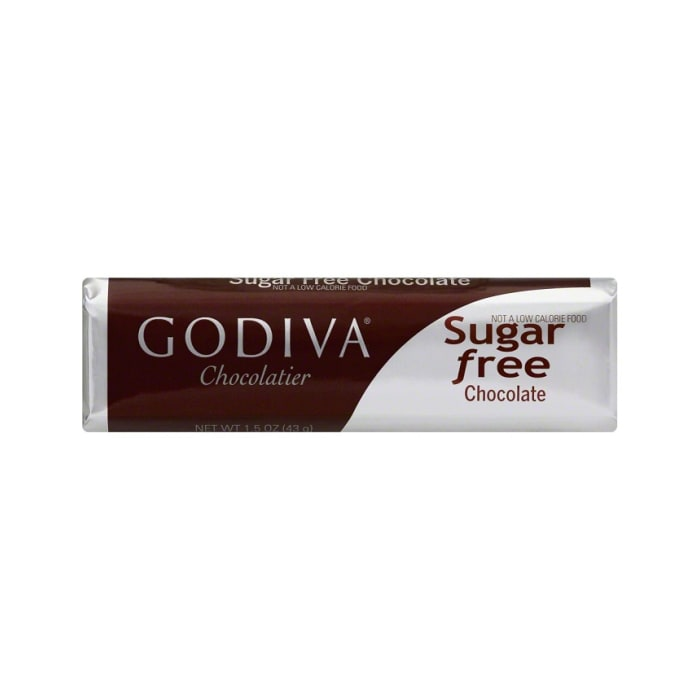 Godiva Chocolate Milk Sugar Free